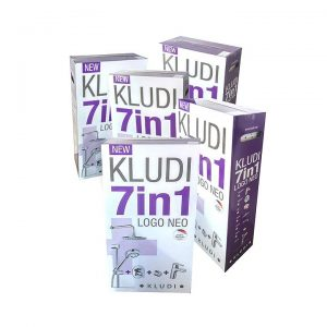 Pachet baterii Kludi PURE&EASY 7 in 1
